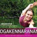 270 tíma yogakennaranám hefst 9. júní FULLT skráum á biðlista