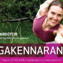 Yoga kennaranám hefst 10. ágúst