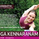 Yoga Kennaranám 2015 – 2016